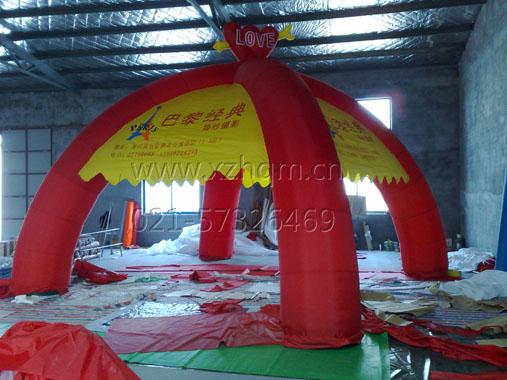 ZHF-20八米直径婚庆帐篷