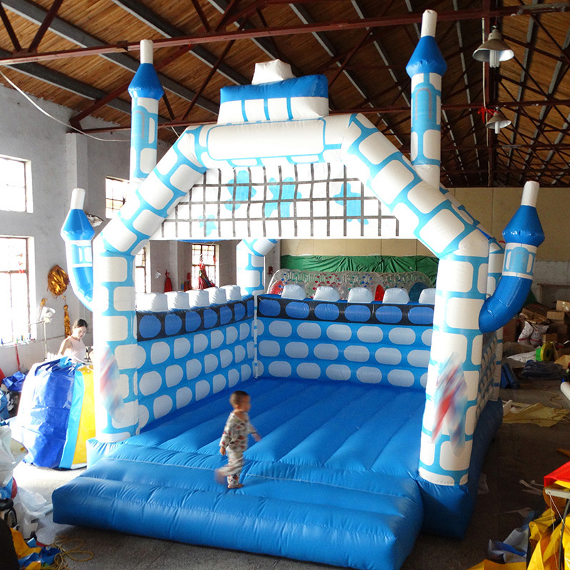 Inflatable trampoline-48