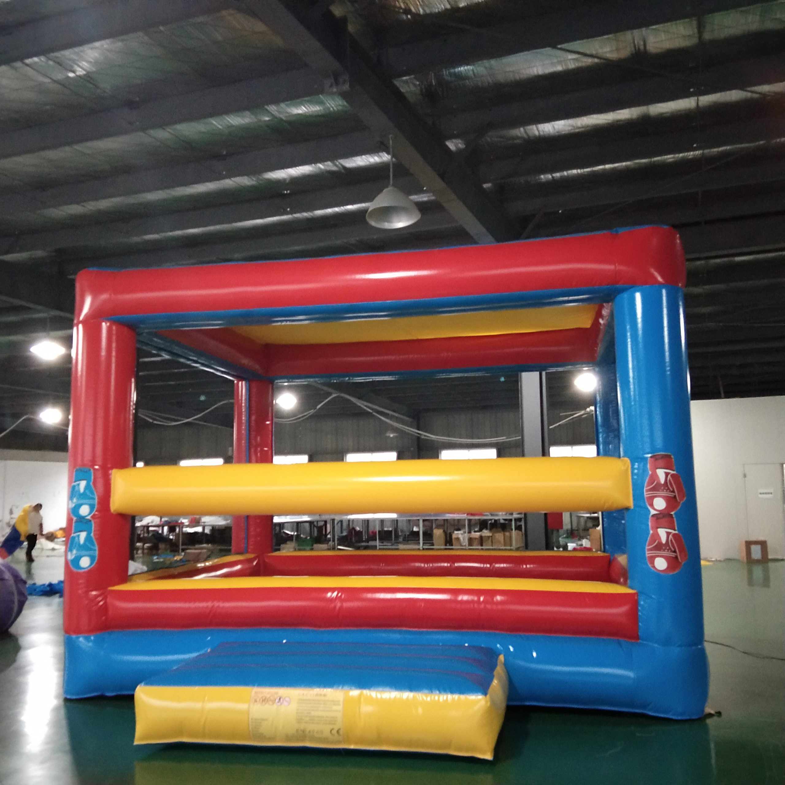 Inflatable trampoline-53